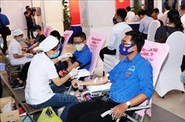 Thành phố Hồ Chí Minh tổ chức 'Ngày hội hiến máu tình nguyện'năm 2020