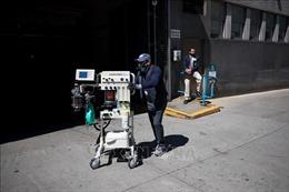 NASA phát triển nguyên mẫu máy thở trong vòng 37 ngày