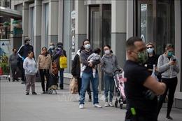 Mỹ: Virus SARS-CoV-2 tới New York từ châu Âu, không phải Trung Quốc