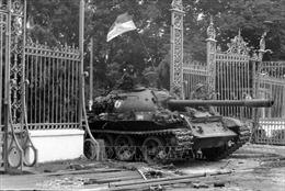 'Lính'thông tấn với Chiến dịch Hồ Chí Minh lịch sử- Bài 3: Hòa cùng niềm vui đại thắng