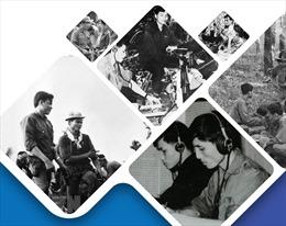 Nhà báo-chiến sĩ của Thông tấn xã Giải phóng: Chắc tay bút, vững tay súng