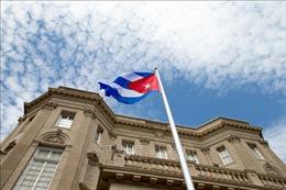 Cuba lên án vụ nổ súng vào Đại sứ quán nước này tại Mỹ