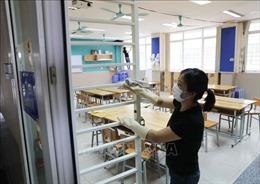 Hà Nội sẵn sàng đón học sinh THCS, THPT đi học trở lại từ ngày 4/5