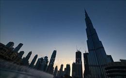 Tòa nhà cao nhất thế giới trở thành 'hộp từ thiện'cao nhất thế giới