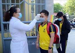 Chú trọng phòng, chống dịch COVID-19 khi học sinh trở lại trường