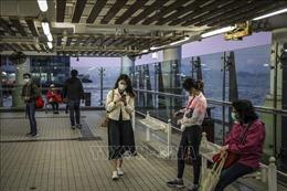 Hong Kong nới lỏng các biện pháp giãn cách xã hội