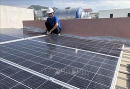 Miền Trung đẩy mạnh phát triển điện mặt trời trên mái nhà