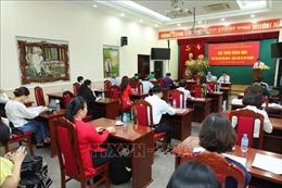 Hội thảo 'Chủ tịch Hồ Chí Minh - Cuộc đời và sự nghiệp'
