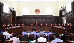 Giám đốc thẩm vụ án Hồ Duy Hải: Một số luật sư, kiểm sát viên được mời đến phiên tòa nhưng vắng mặt