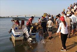 Vụ lật thuyền trên sông Thu Bồn: Phó Thủ tướng Thường trực yêu cầu tập trung tìm kiếm nạn nhân mất tích