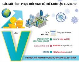 Các mô hình phục hồi kinh tế thế giới hậu COVID-19
