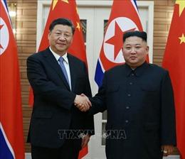 Lãnh đạo Trung Quốc cam kết tiếp tục thúc đẩy hơn nữa quan hệ với Triều Tiên