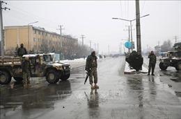 Nổ bom liên hoàn tại thủ đô Kabul, Afghanistan
