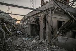 Tấn công bằng tên lửa gây thương vong ở Tripoli