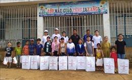 Chàng trai Gia Lai với hàng chục dự án thiện nguyện, hỗ trợ cộng đồng