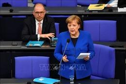 Thủ tướng Đức bày tỏ mong muốn cải thiện quan hệ với Nga