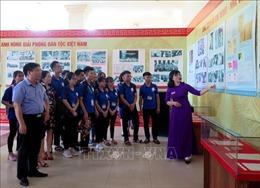 Triển lãm hơn 200 hình ảnh, tư liệu, hiện vật quý về Chủ tịch Hồ Chí Minh