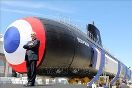 Pháp tái khởi động chế tạo tàu ngầm hạt nhân thế hệ mới