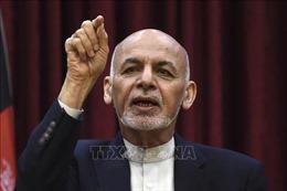 Tổng thống Afghanistan và đối thủ A.Abdullah ký thỏa thuận chia sẻ quyền lực