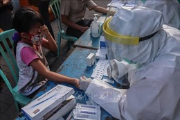 Indonesia tích cực thử nghiệm thuốc điều trị chống COVID-19