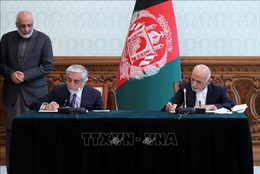 NATO, Mỹ hoan nghênh thỏa thuận chia sẻ quyền lực ở Afghanistan
