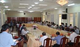 Góp ý dự thảo Báo cáo chính trị của Ban Chấp hành Đảng bộ tỉnh Khánh Hòa