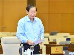 Bộ trưởng Nội vụ Lê Vĩnh Tân: Giá trị lớn nhất là đem lại niềm tin của người dân với Chính phủ