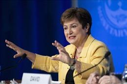 IMF: Triển vọng kinh tế toàn cầu đang sáng sủa hơn