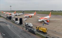 Hãng hàng không EasyJet nối lại hoạt động từ ngày 15/6