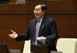 Bên lề Quốc hội: Ở thời điểm cho phép, Bộ Nội vụ và Bộ Tài chính sẽ tiếp tục đề nghị sớm tăng lương