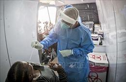 Dự báo số ca tử vong tại Nam Phi có thể lên tới 50.000 người