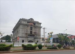 Nhiều sai phạm trong cấp phép, quản lý trật tự xây dựng tại TP Gia Nghĩa, Đắk Nông