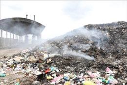 Ngộp thở vì ô nhiễm từ bãi rác