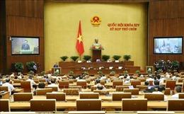 Thông cáo báo chí số 07, Kỳ họp thứ 9, Quốc hội khóa XIV
