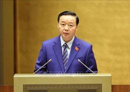 Bộ trưởng Trần Hồng Hà phát biểu tại Hội nghị Thượng đỉnh về đa dạng sinh học