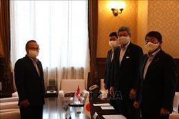 Nghị sỹ Nhật Bản đánh giá cao kết quả phòng chống dịch COVID-19 của Việt Nam