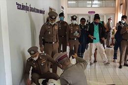 Xả súng tại một đài phát thanh Thái Lan, 3 người thiệt mạng