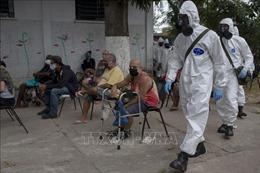 Các khu ổ chuột ở Mỹ Latinh 'tay không'bước vào cuộc chiến chống COVID-19