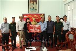 TP Hồ Chí Minh hỗ trợ tỉnh Gia Lai khắc phục hậu quả hạn hán
