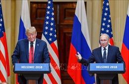 Lãnh đạo Nga, Mỹ trao đổi về kế hoạch tổ chức hội nghị G7