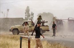Ai Cập công bố sáng kiến ngừng bắn tại Libya