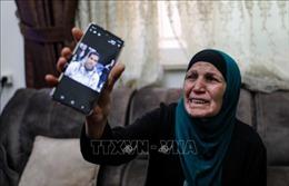 Thủ tướng Israel xin lỗi vụ cảnh sát bắn chết một người đàn ông khuyết tật Palestine