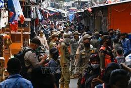 Thủ đô Jakarta của Indonesia tái áp đặt các biện pháp giãn cách xã hội quy mô lớn