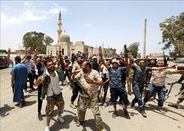 Nga, UAE ủng hộ sáng kiến hòa bình của Ai Cập nhằm chấm dứt xung đột tại Libya