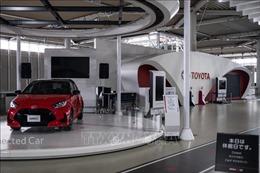 Toyota ra mắt mẫu SUV lai đầu tiên tại thị trường Nhật Bản