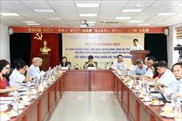 Xây dựng danh mục nhân vật truyền thông phục vụ biên soạn bộ Địa chí Quốc gia Việt Nam