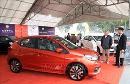 Doanh số bán xe máy và ô tô Honda Việt Nam tăng lần lượt 193 và 222%