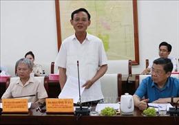 Ninh Thuận: Triển khai trồng rừng khi thời tiết thuận lợi