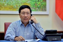 Thúc đẩy tìm kiếm các giải pháp đột phá phát triển hợp tác Việt Nam - Kuwait