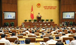 Thông cáo báo chí số 14, Kỳ họp thứ 9, Quốc hội khóa XIV
